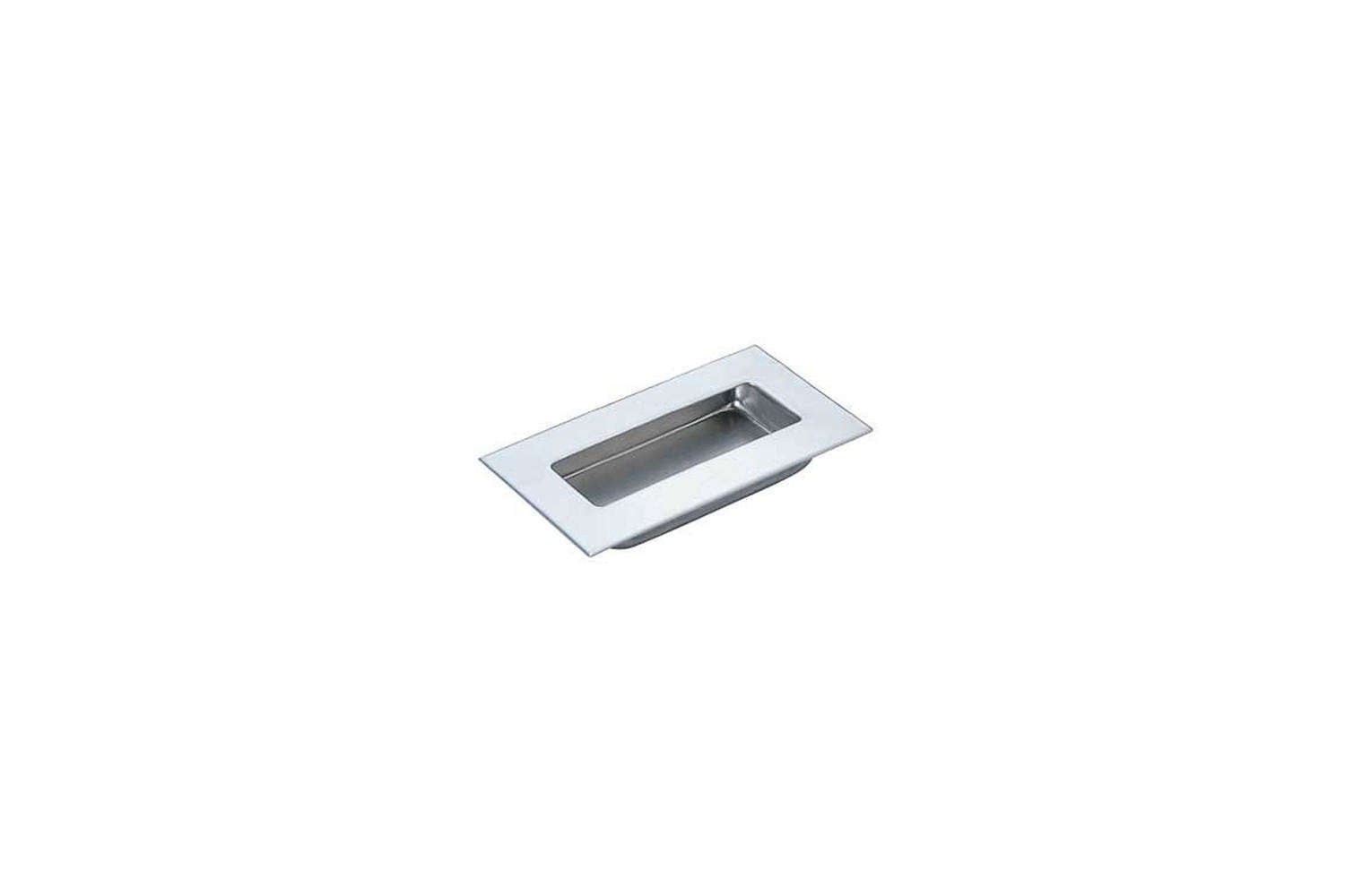 10 Easy Pieces Favorite Cabinet Pulls The HH AS\2 Stainless Steel Recessed Pull is \$5.3\1 at Alema.