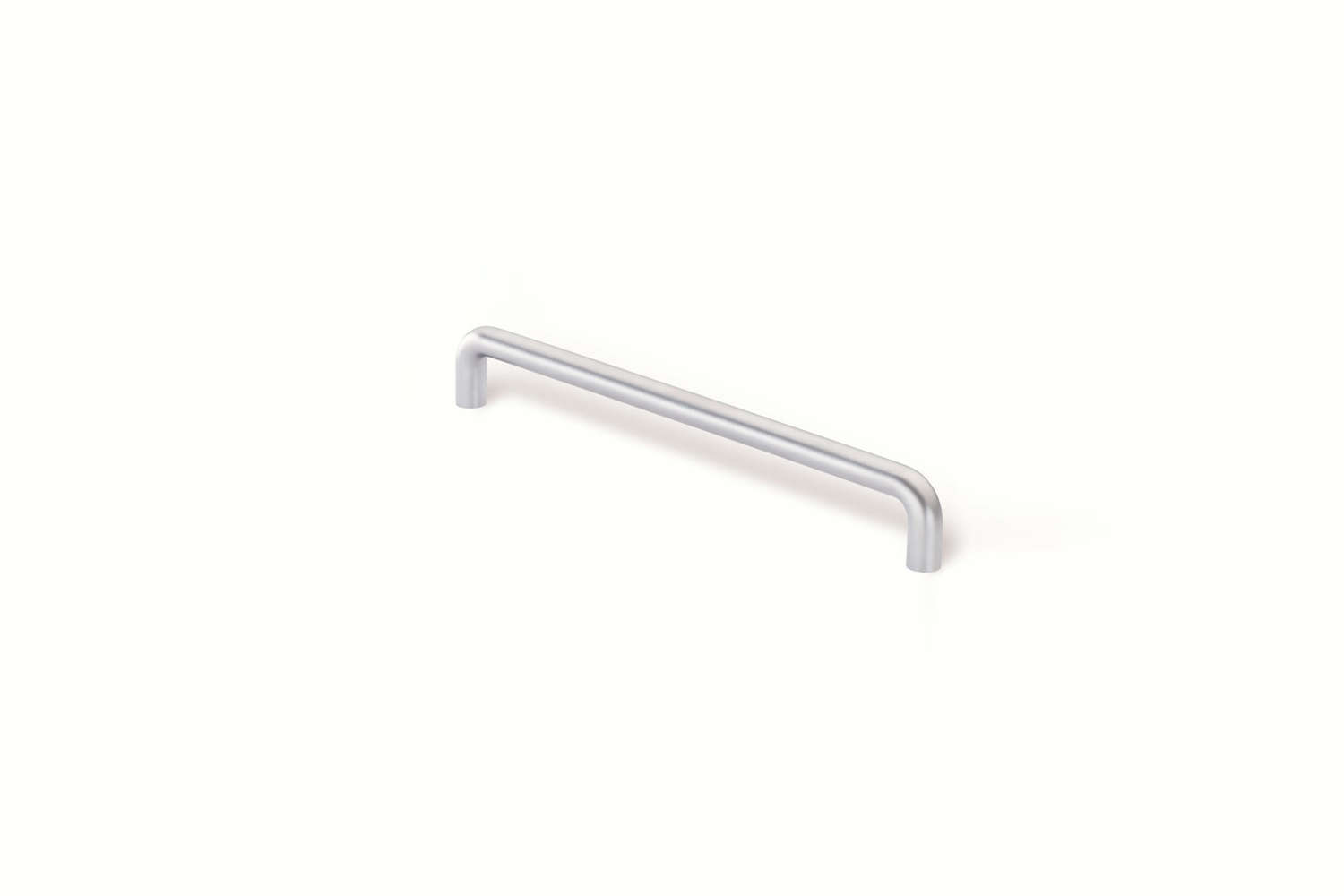 The Siro Designs Chicago Matte Chrome Wire Pull is available at Siro Designs.