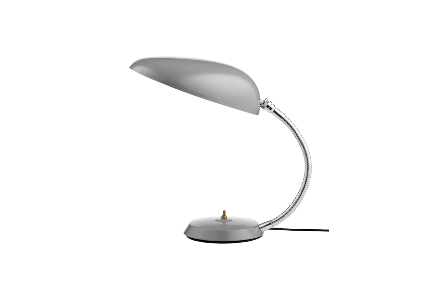 Designed by Gubi Grossman, the Cobra Table Lamp comes in six colors; $595 at Danish Design Store.