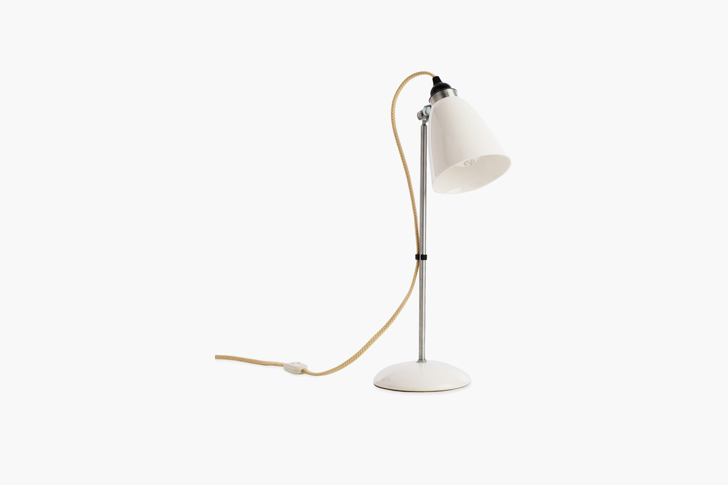 The Hector Medium Dome Table Lamp is $359 at Lekker Home.