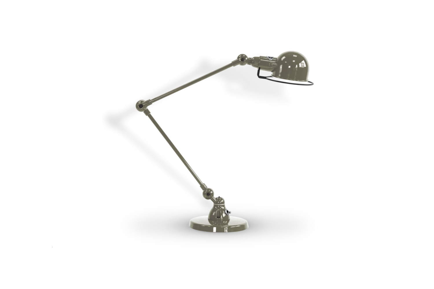 The Jielde Signal Desk Lamp SI333 comes in a wide range of colors; $4 at Horne.