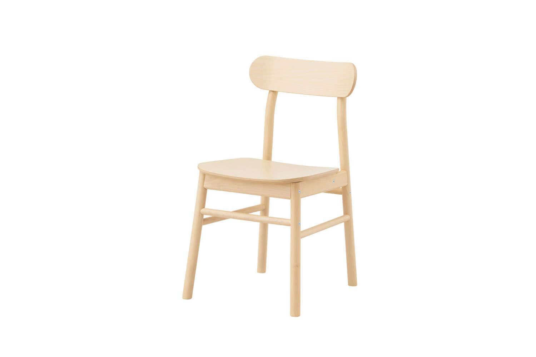 the ikea rönninge chair is \$89. 16