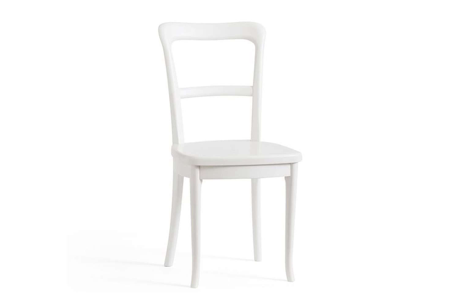 the cline bistro dining chair is \$\149 at pottery barn. 13