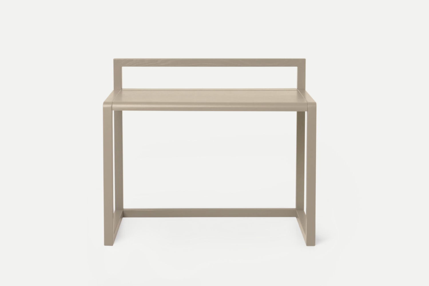 The Little Architect Desk comes in a range of color finishes. Made of solid ash wood and veneer, the desk is $339 at Ferm Living. Also available is a coordinating Little Architect Chair for $9.