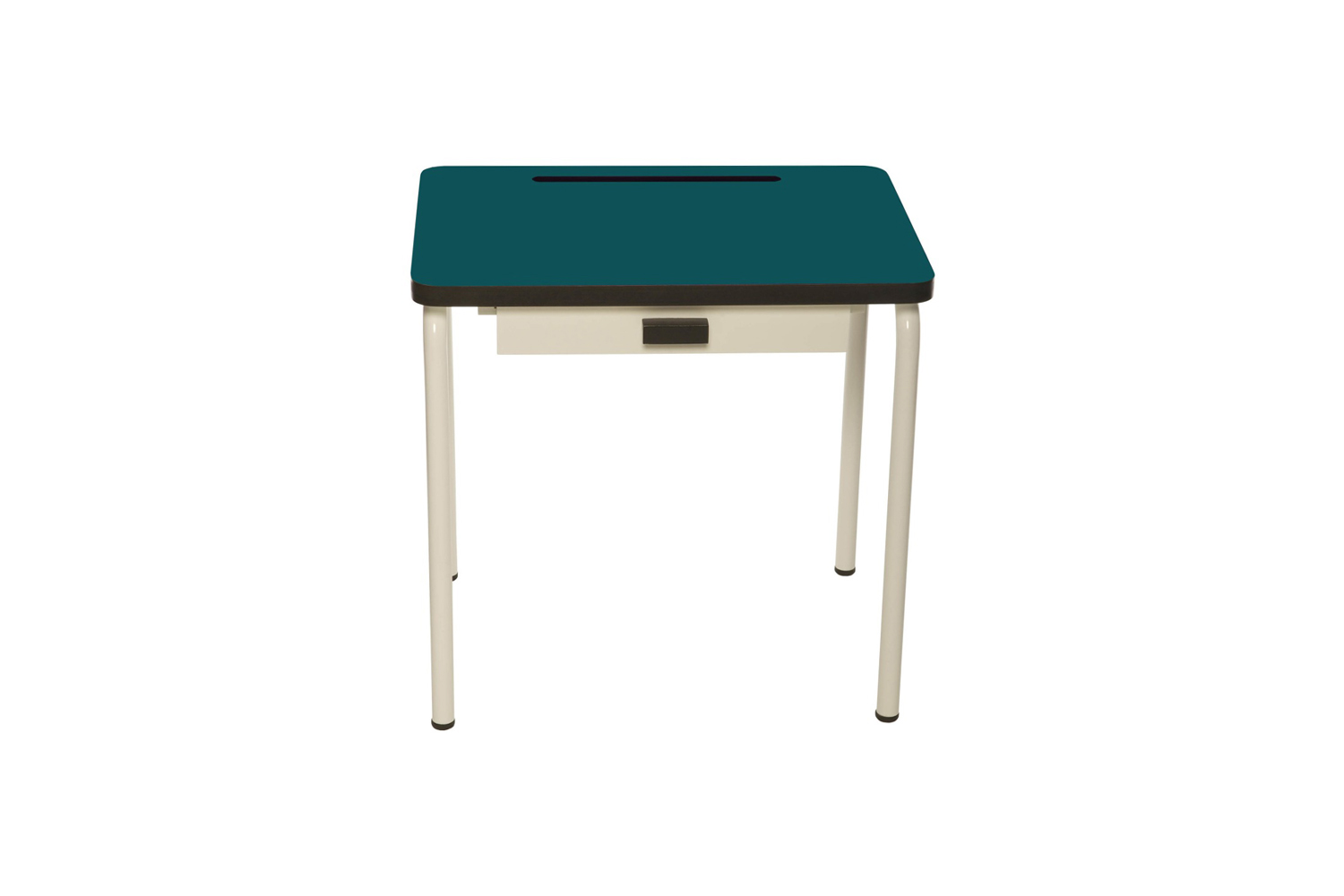 From Les Gambettes in France, the Règine Desk for Kids, shown in Peacock, resembles classic French schoolhouse furniture; $