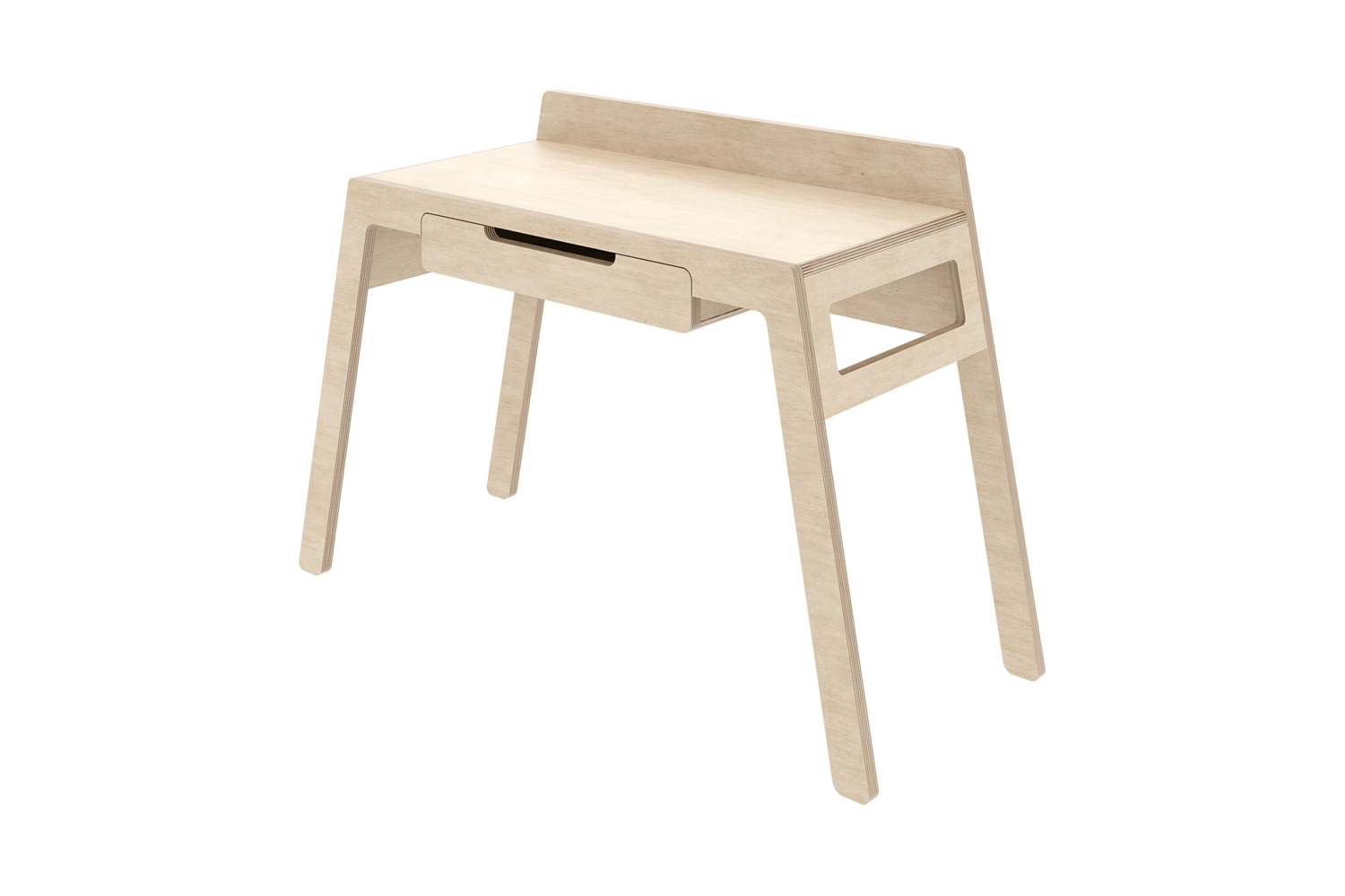 The Nuki Flex Handy Desk is made of birch plywood for $79loading=
