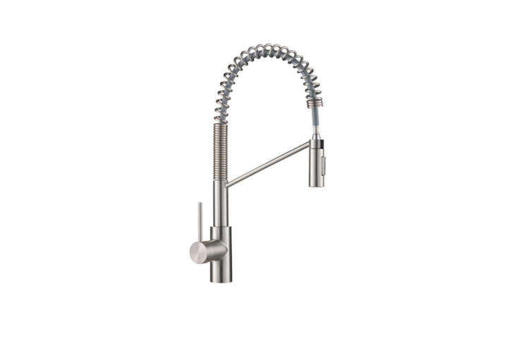 The Kraus Kitchen Faucet with Quickdock (KPF-3loading=