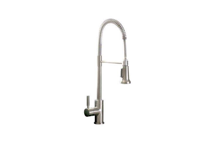 The Premier Essen Single Handle Commercial Style Kitchen Faucet (loading=