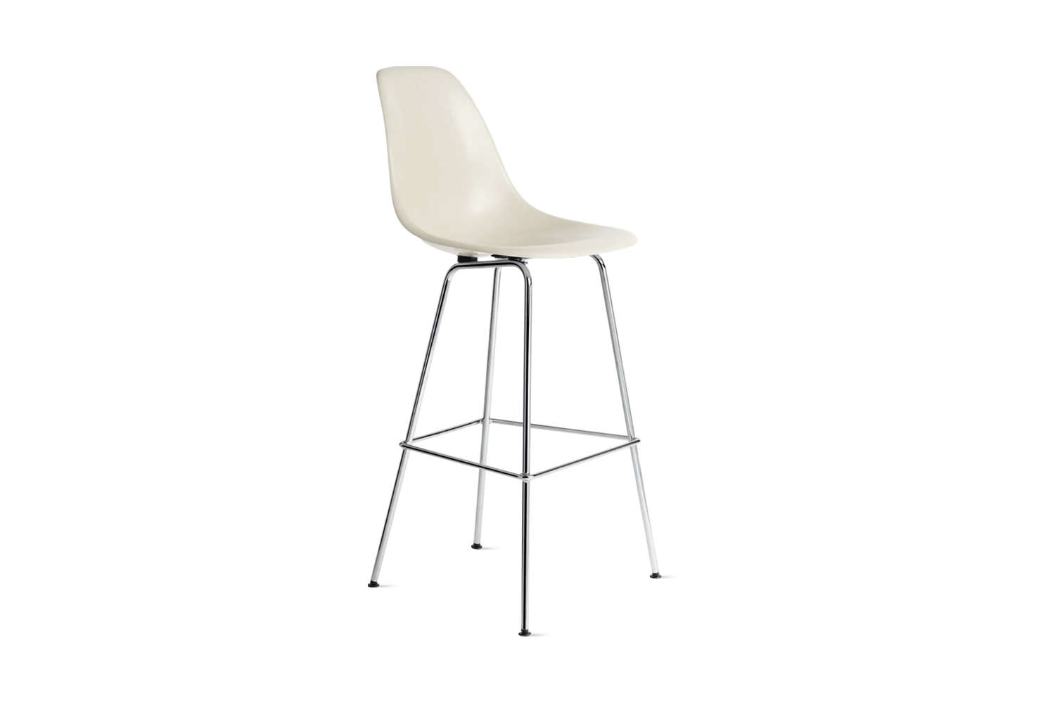 the eames shell counter height stool is \$545 at design within reach. 15
