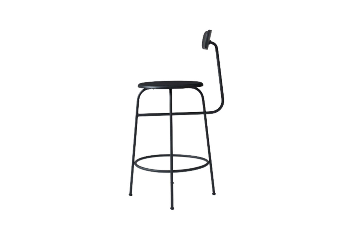 The Menu Afteroom Counter Chair in black is $373 at Finnish Design Shop.