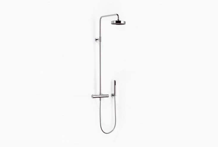 Dornbracht Tara Logic Wall-Mounted Shower Set