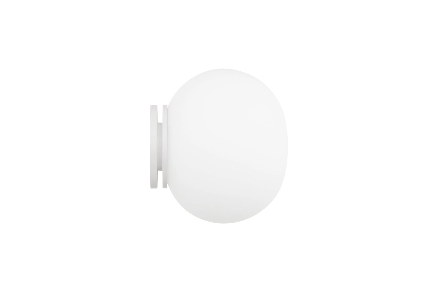 10 Easy Pieces Classic Modern Bath Sconces The FLOS Mini Glo Ball Ceiling and Wall Lamp is \$\275 at YLighting.