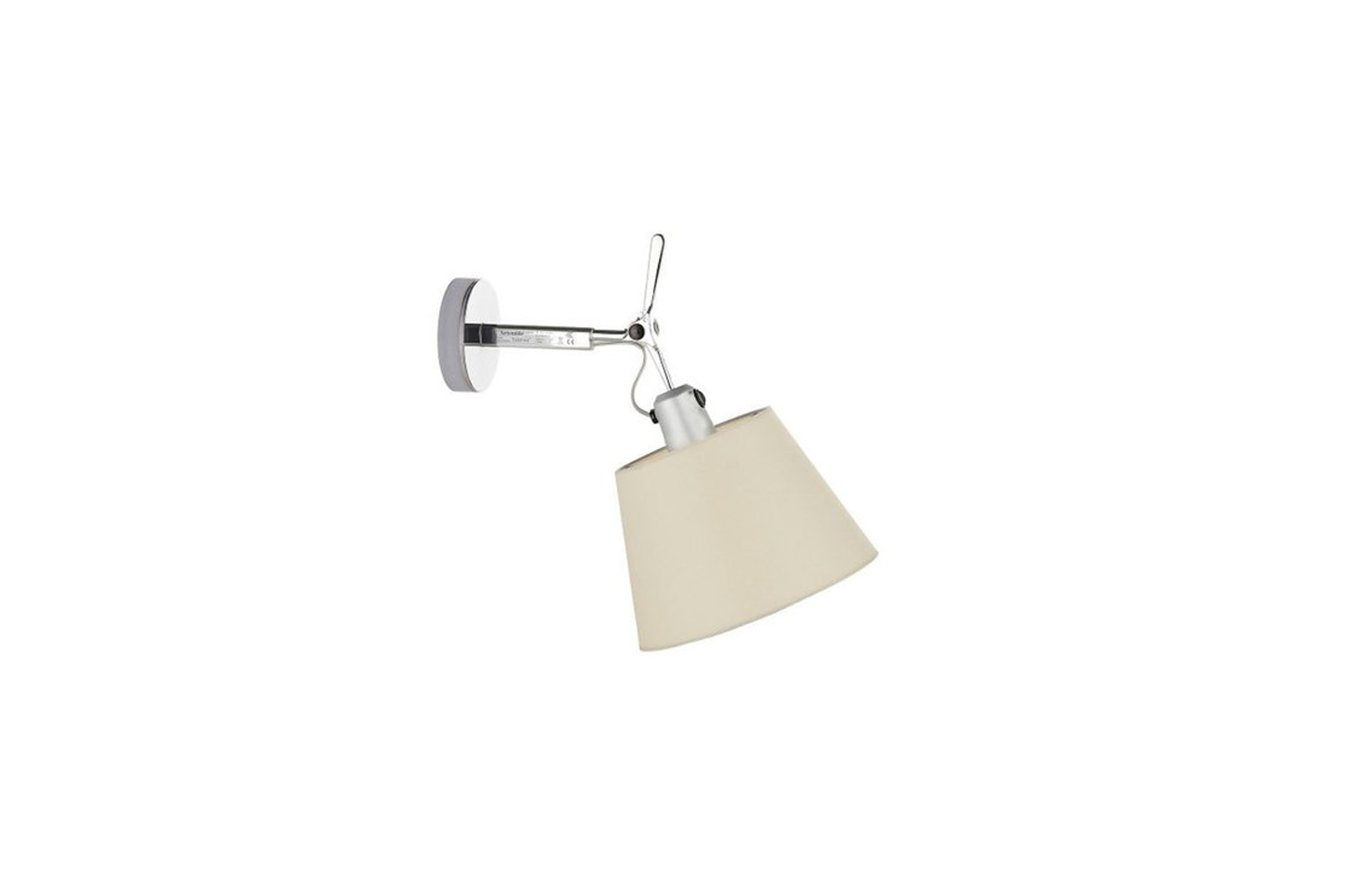 10 Easy Pieces Classic Modern Bath Sconces The classic Tolomeo Wall Shade Sconce is \$4\20 to \$490 at Lumens.
