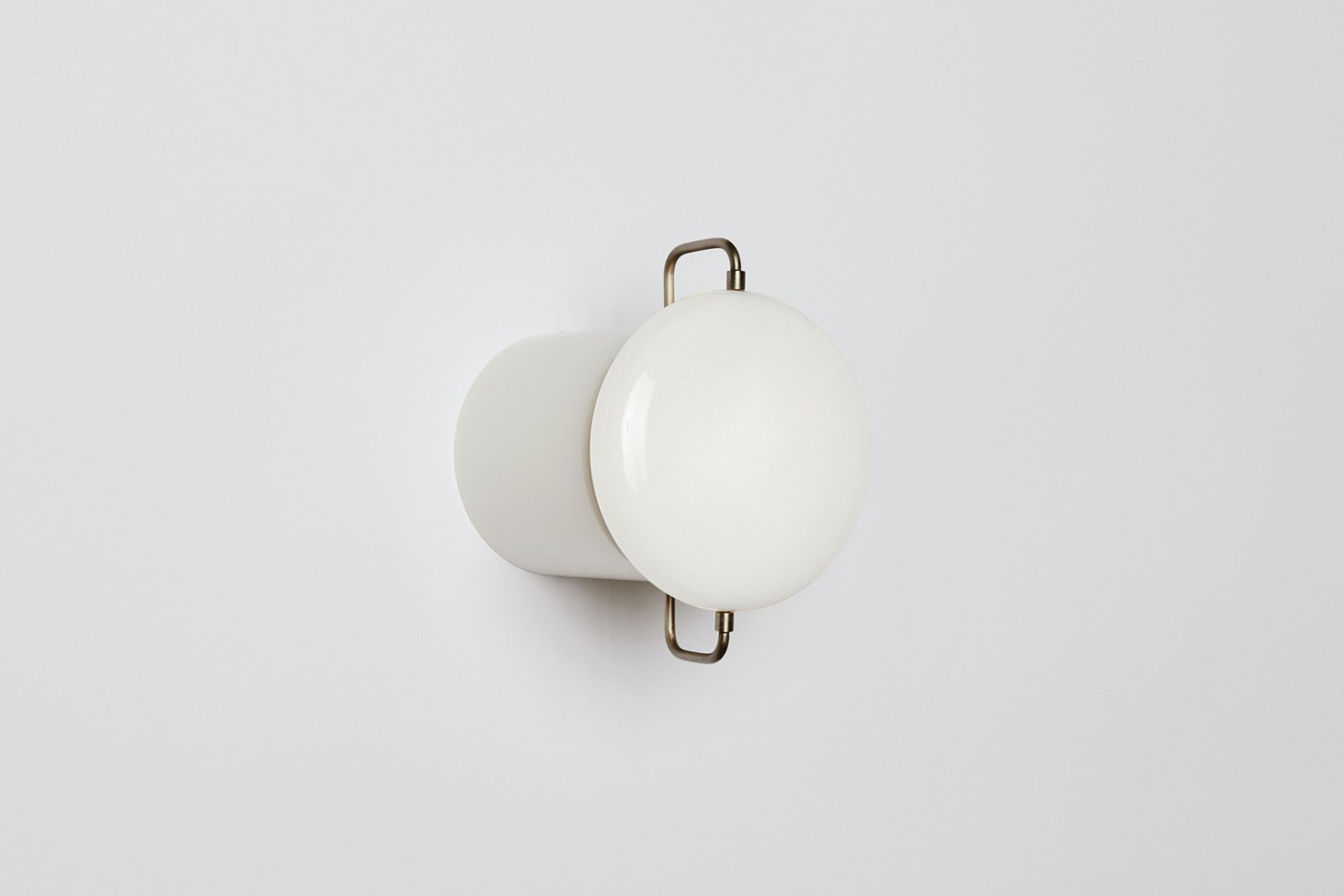 10 Easy Pieces Classic Modern Bath Sconces The Workstead Park I Light is \$\1,650 directly from Workstead.