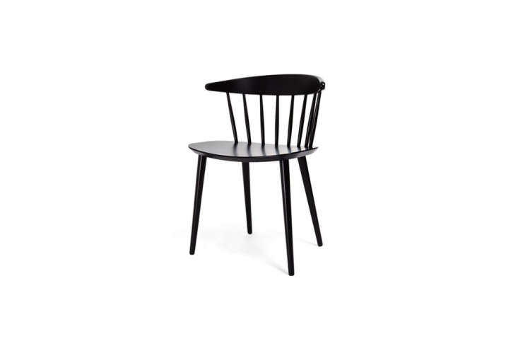 the hay dining chair in black is \$\239 at abc carpet & home. 12
