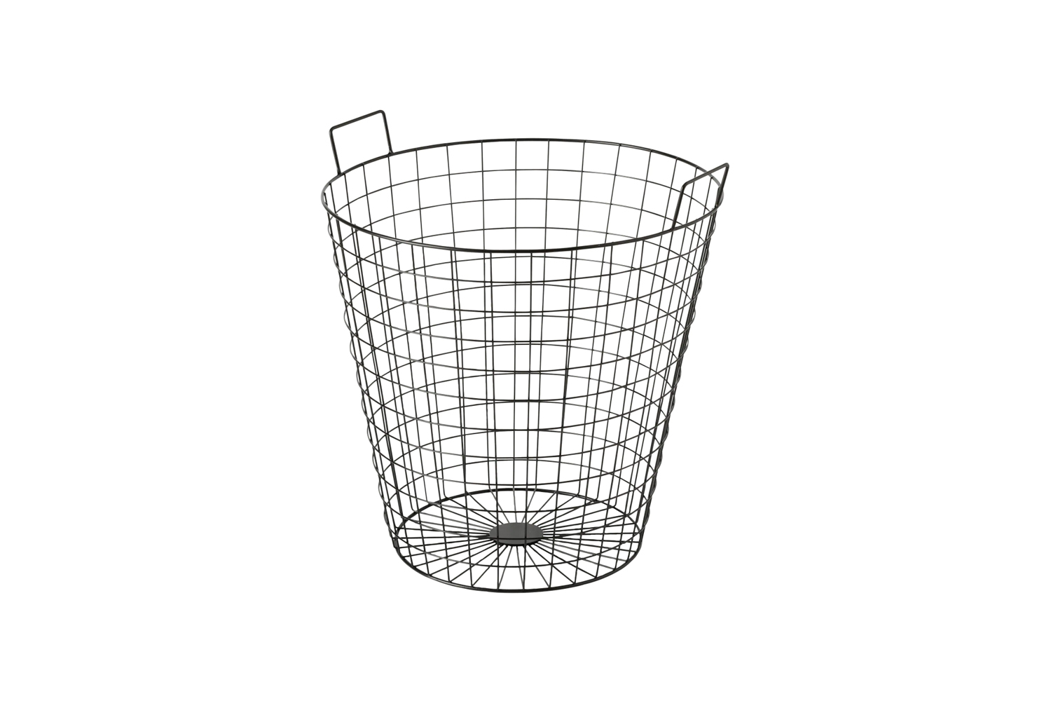 The IKEA Datanord Wire Basket in black is $