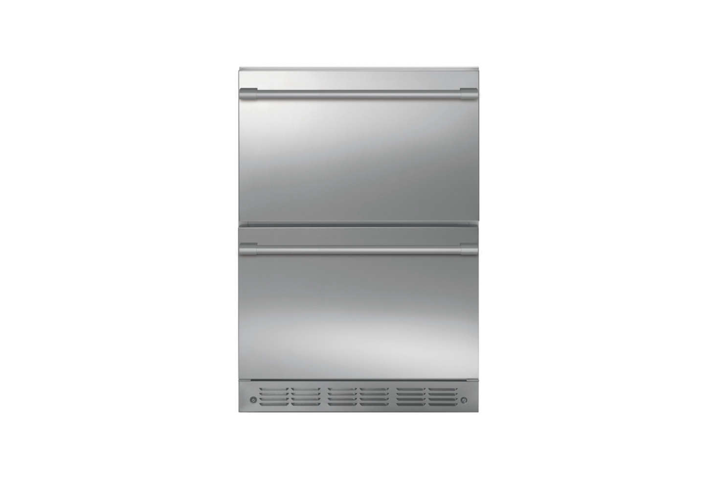 The Monogram 34 Inch Built-In Double Drawer Refrigerator (ZIDS0NSS) is $