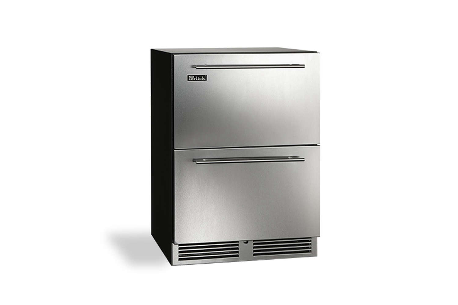 10 Easy Pieces Choosing An Undercounter Refrigerator The Perlick \24 Inch C Series Indoor Refrigerator Drawers are available through Perlick dealers; contact for price and ordering information.