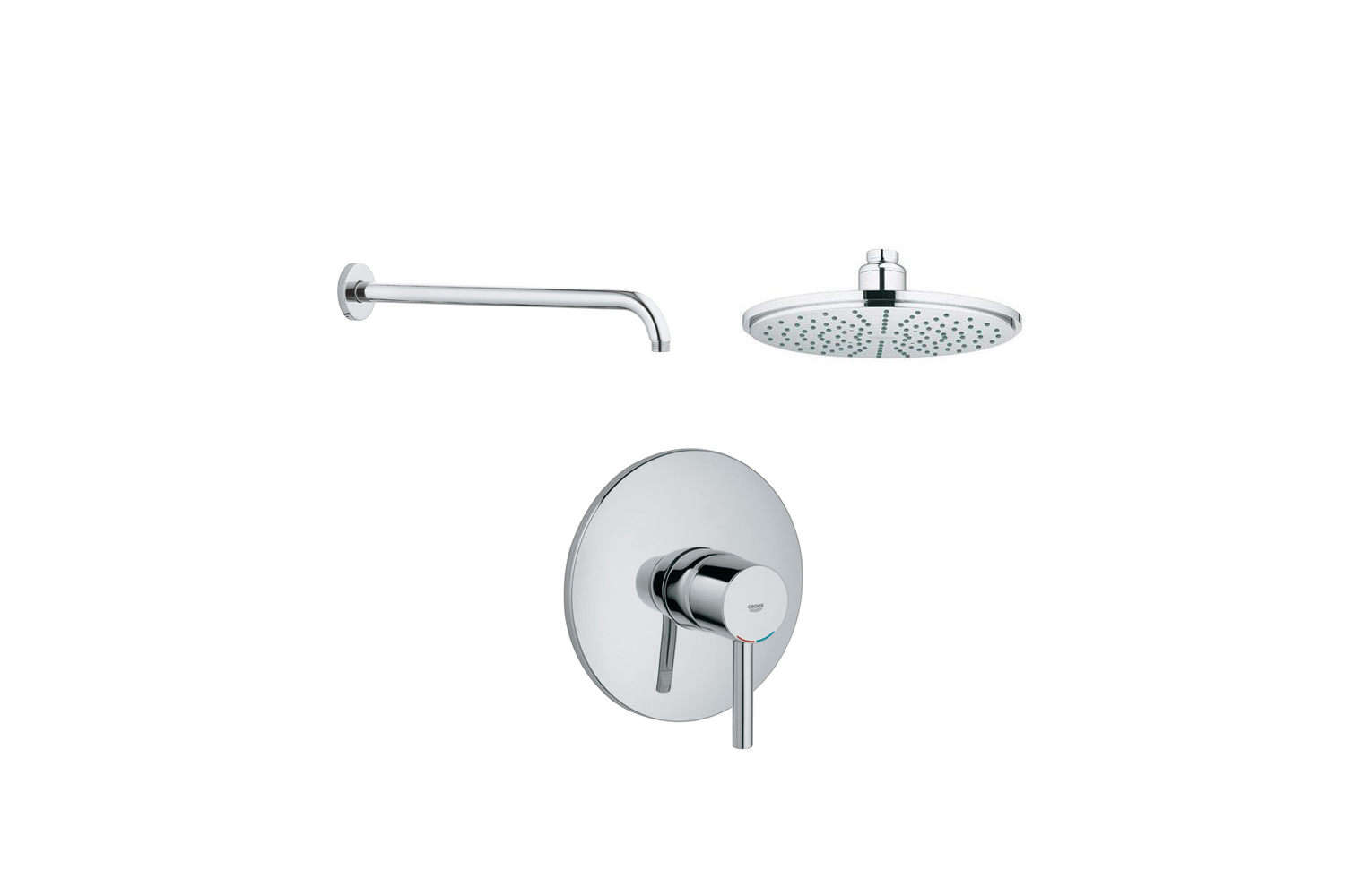 Cary Bernstein favors the Grohe Essence Pressure Balance Valve Faucet ($loading=