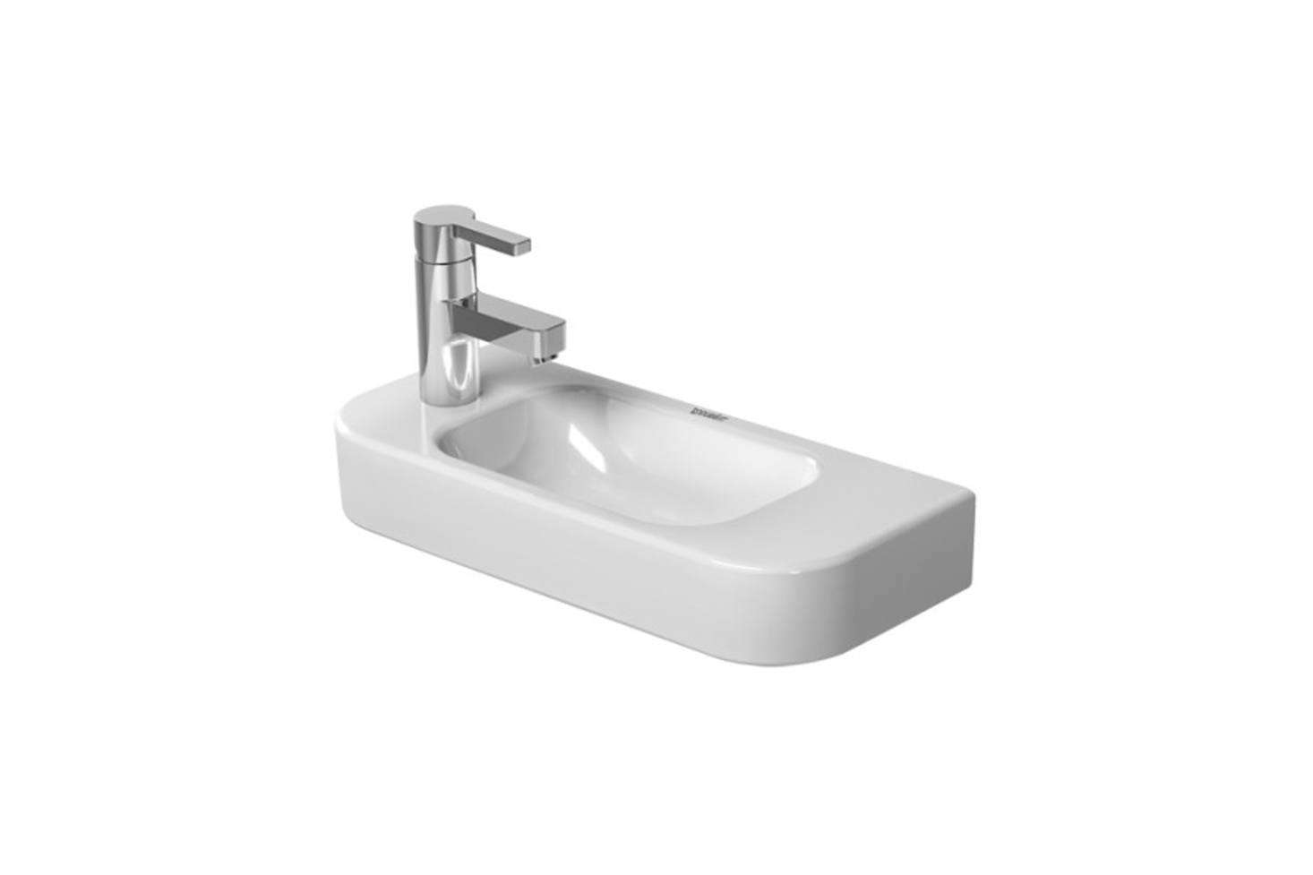 The Duravit Happy D Handrinse Basin is $6.30 at PlumbTile.