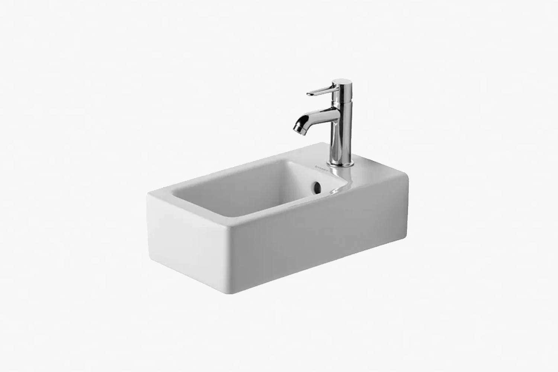 the duravit vero handrinse basin is \$\2\13.07 at quality bath. 19