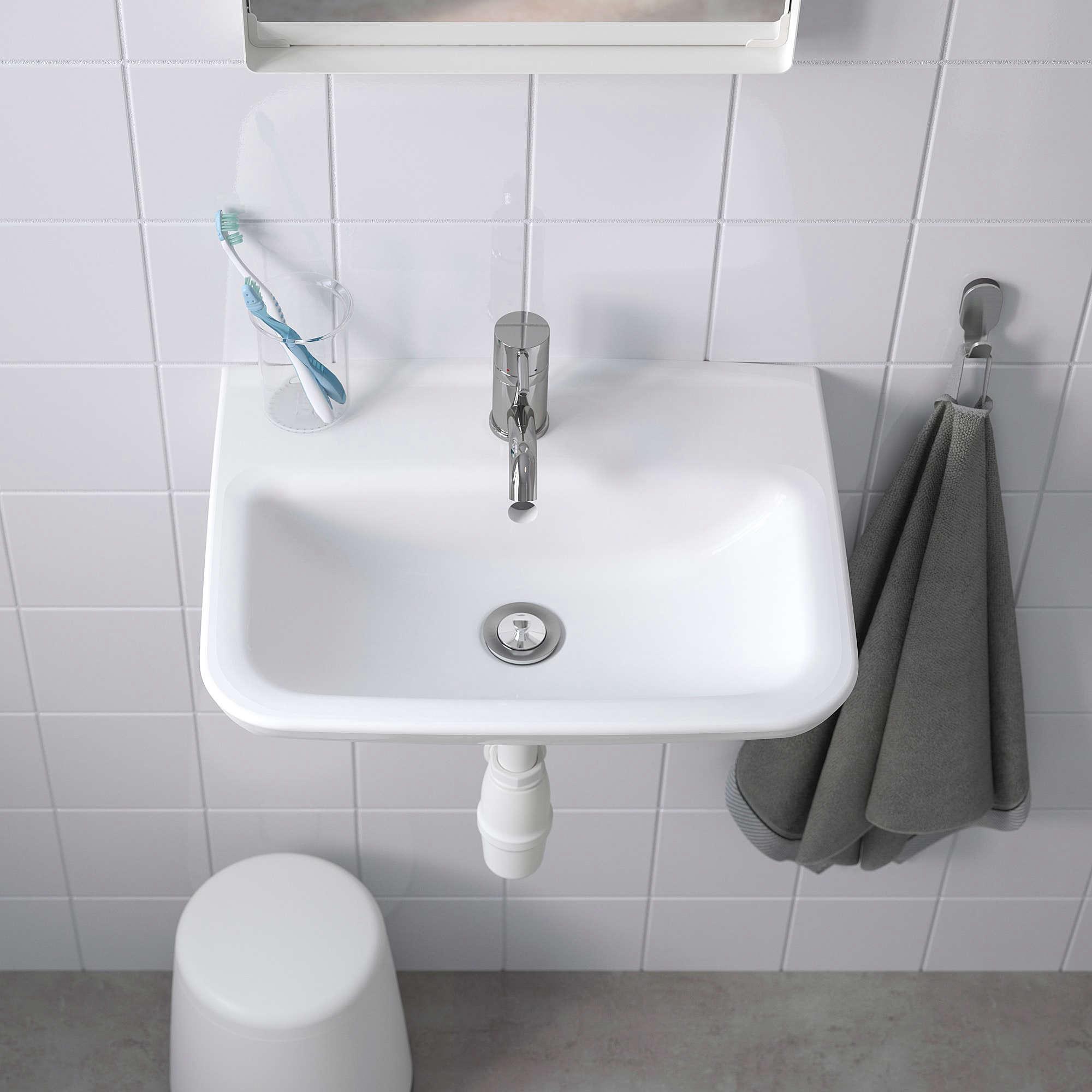 the tyngen sink is \20 \1/8&#8\243; by \15 3/4&#8\243; at ikea. 13