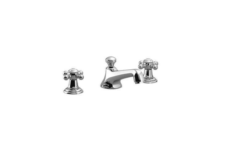 the dornbracht madison three hole lavatory mixer is \$\1,\139 at quality bath. 13