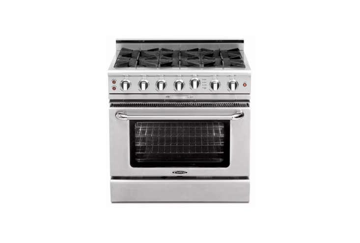 capital culinarian series 36 inch pro style gas range 10