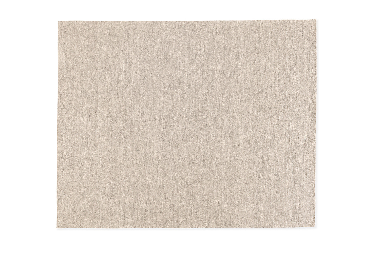 the room & board alder rug in ivory starts at \$799. 11