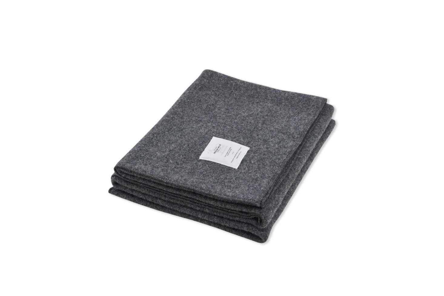 The classic Woolrich Atlas Blanket comes in a range of dark heathered colors; $src=