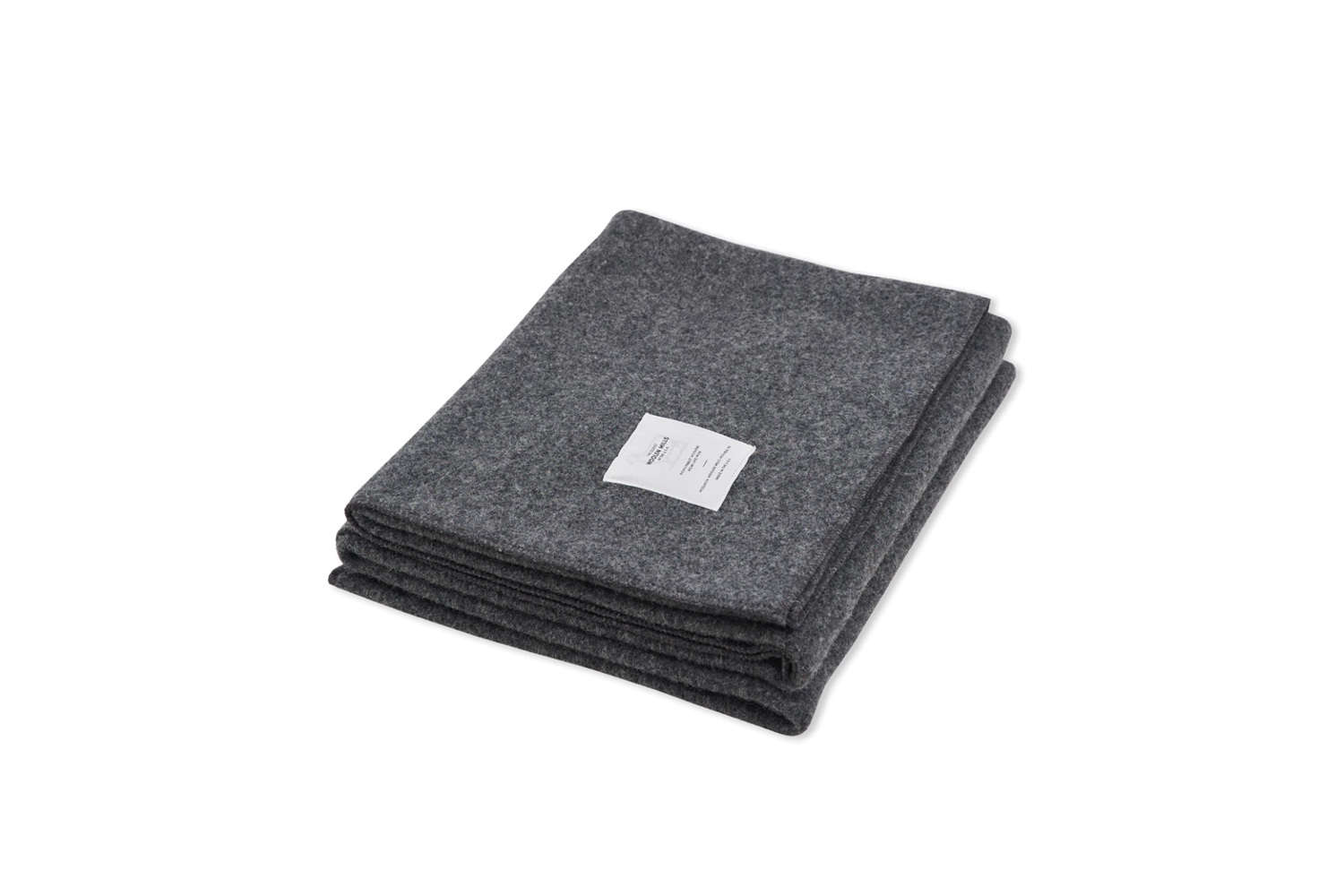 The classic Woolrich Atlas Blanket comes in a range of dark heathered colors; $loading=