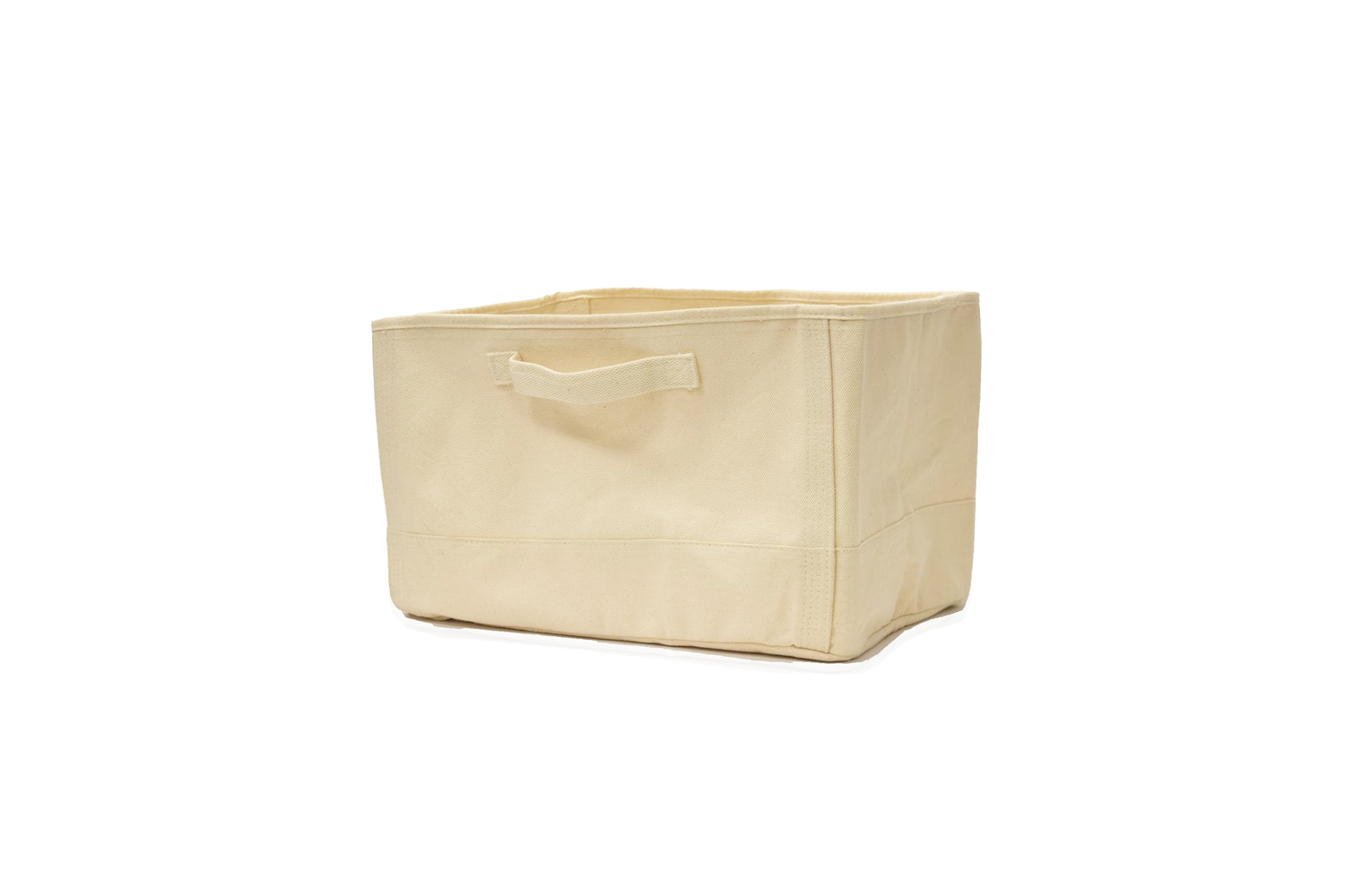 the simple canvas storage bin large is \$3\2 from dorm decor. 18