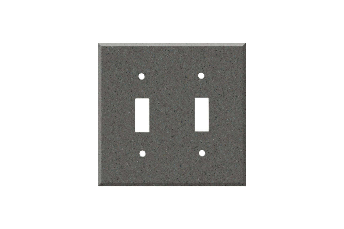 The Corian Lava Rock Wall Plates start at $.50 at Switch Hits.