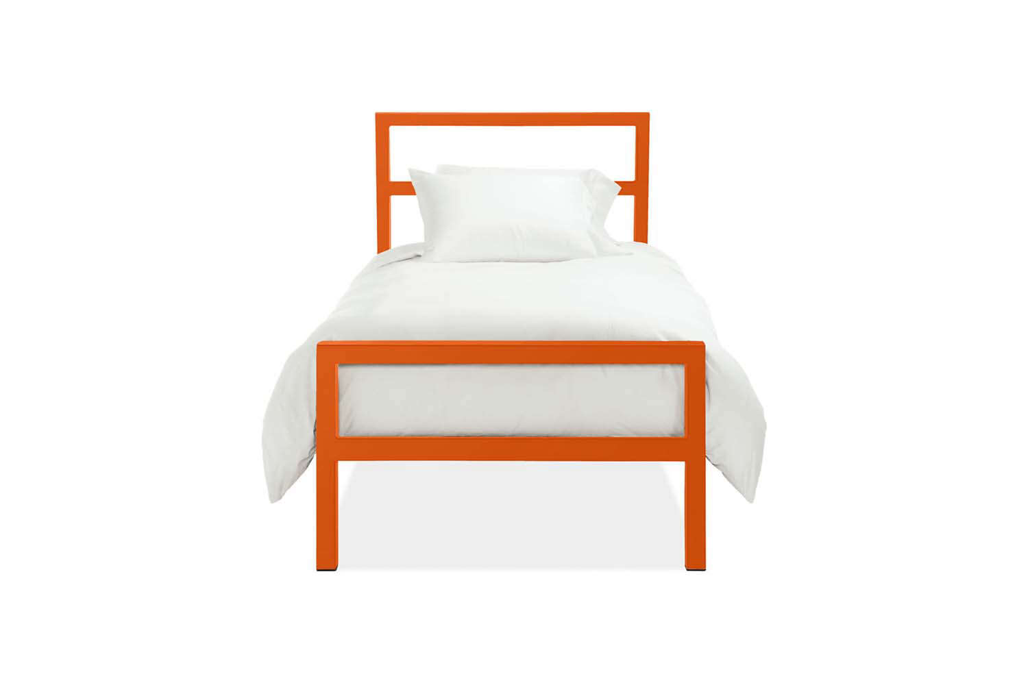 10 Easy Pieces Kids Modern Beds Room & Board&#8\2\17;s popular Parsons Twin Bed comes in a range of colors; \$799.