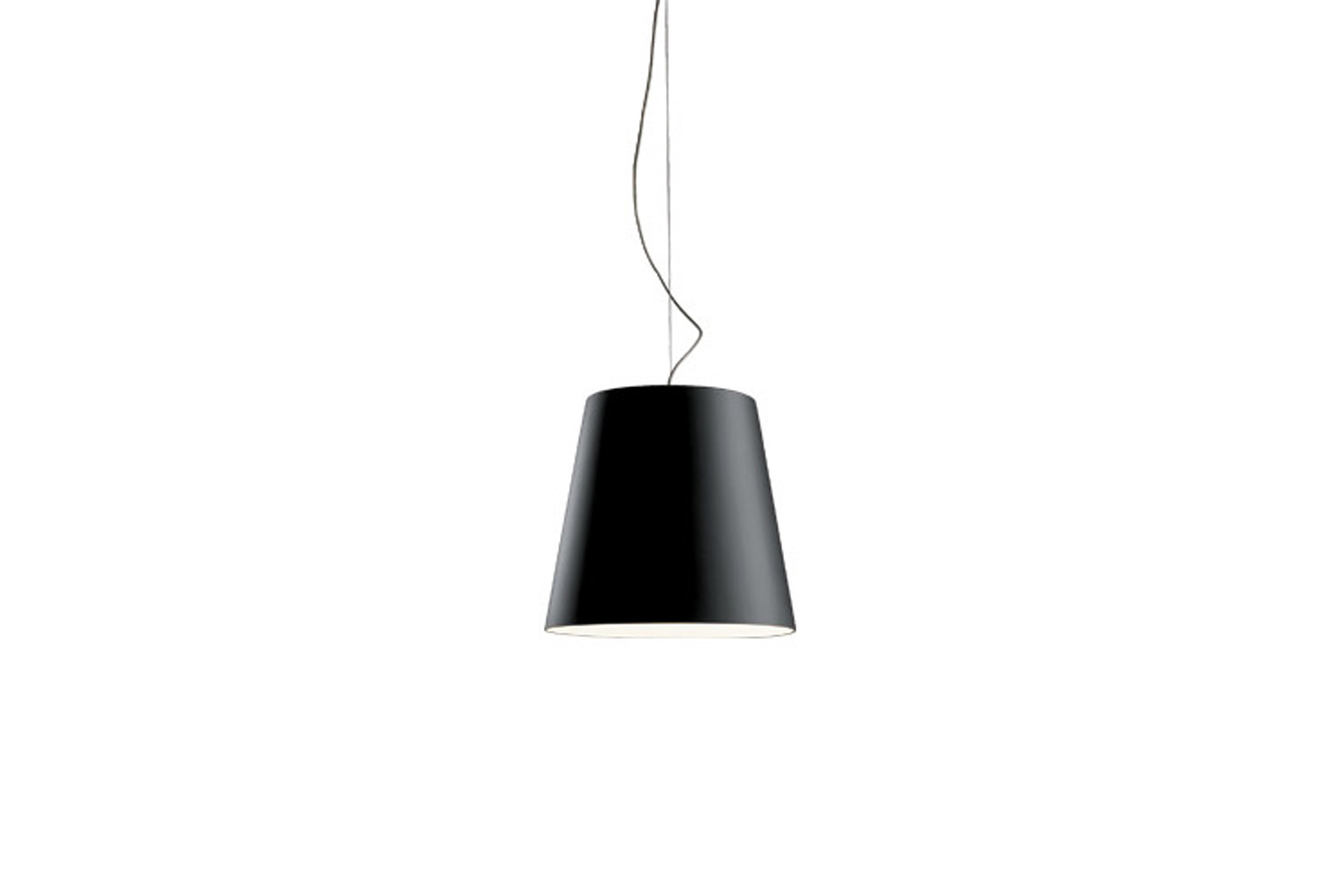 The Amax Hanging Lamp by Fontana Arte is $loading=