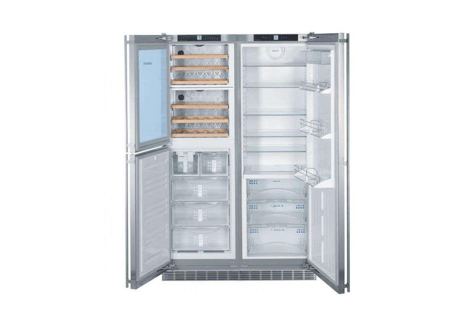 liebherr stainless steel refrigerator 10
