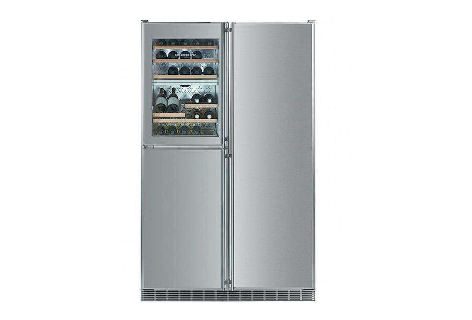 liebherr stainless steel refrigerator 11