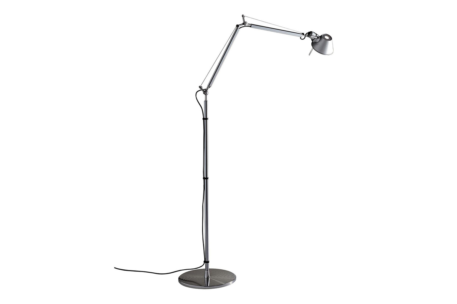 the artemide tolomeo floor lamp is \$585 at hive. 14