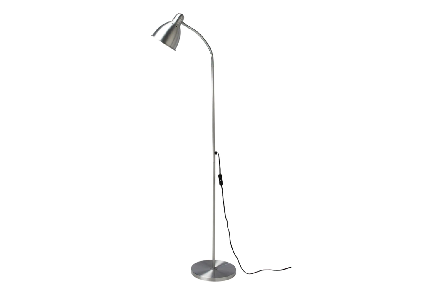the ever affordable ikea lersta floor lamp is \$\14.99. 16