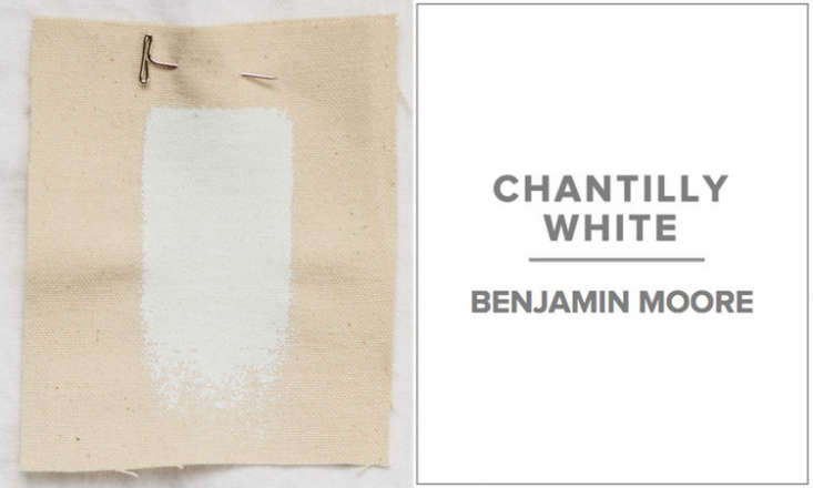 """10 Easy Pieces Architects White Paint Picks Lewis Butler of Butler Armsden Architects nominated Benjamin Moore&#8\2\17;s Chantilly Lace: """"It's a terrible name, but the best white out there,"""" he says. The firm used it on the walls of its new San Francisco offices."""
