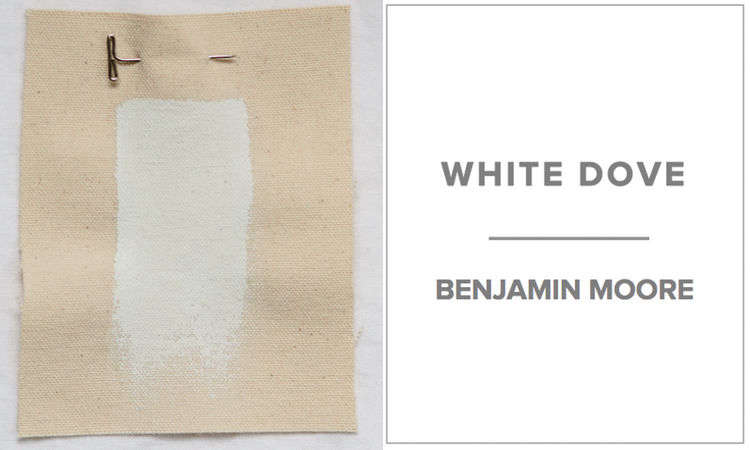 The top choice for an all-purpose white is Benjamin Moore&#8