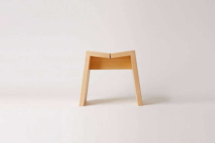 The Hinoki Bath Stool is $5 is Nalata Nalata. (Check out  Easy Pieces: Best Sauna Stools for the Bath for more ideas.)