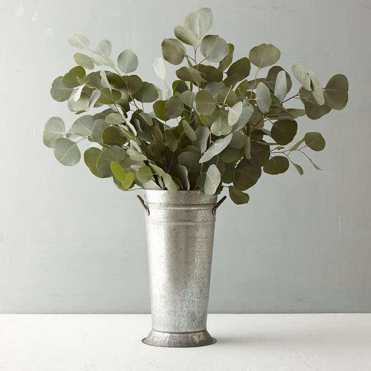 a spring favorite, inspired by paris: galvanized pails that withstand april rai 12