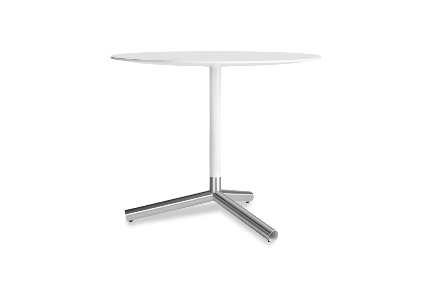 The Blu Dot Sprout 36 Inch Cafe Table, shown in White, is $899 at Blu Dot.