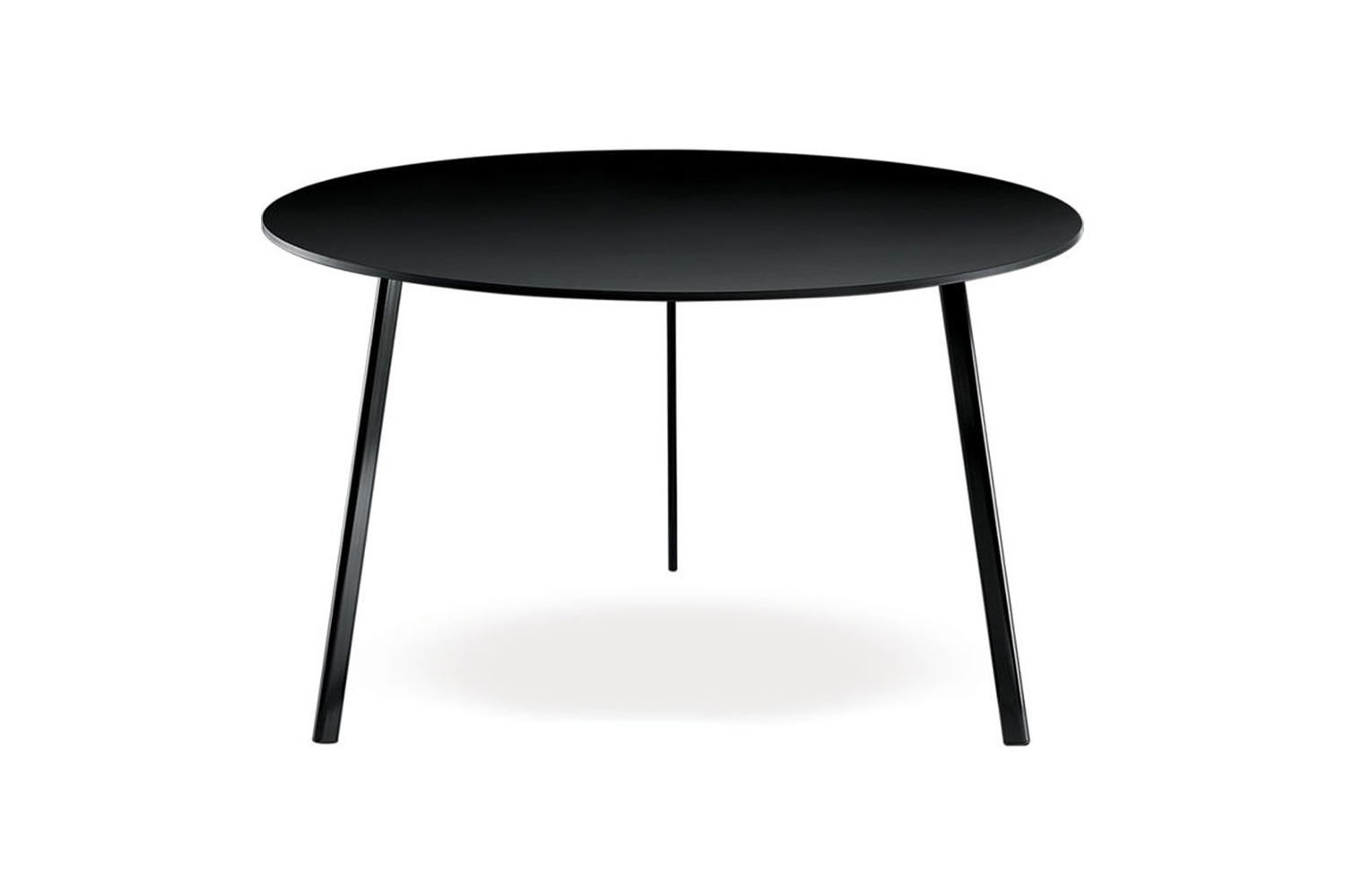 Designed by Ronan & Erwan Bouroullec, the Magis Striped Tavolo Round Table is $9 at Hive.