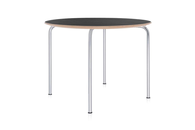 The Vico Magistretti Maui Round Table is available at Bello Spazio.