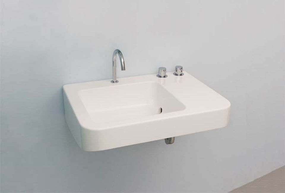 Montecatini Wash Basin by Gio Ponti