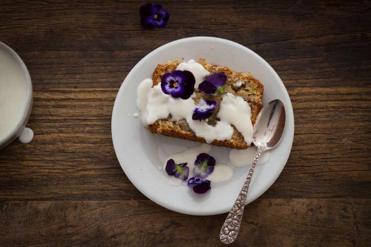 Michelle puts a healthy springtime twist on a childhood favorite inRecipe: Amaranth Banana Bread, Flowers Optional.