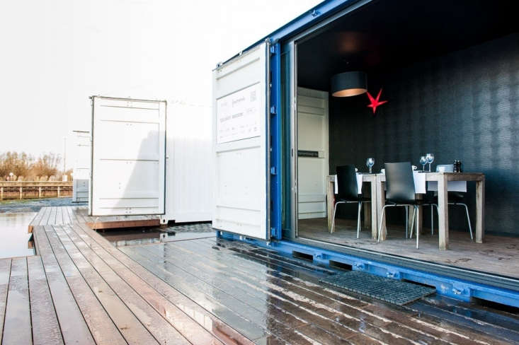a pop up hotel called sleeping around travels the globe according to demand. th 12