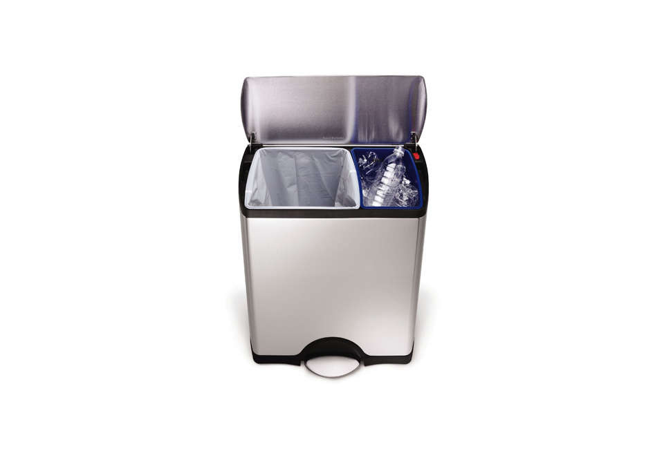 simplehuman 46 litre recycling bin 13